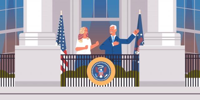 バイデン大統領就任式