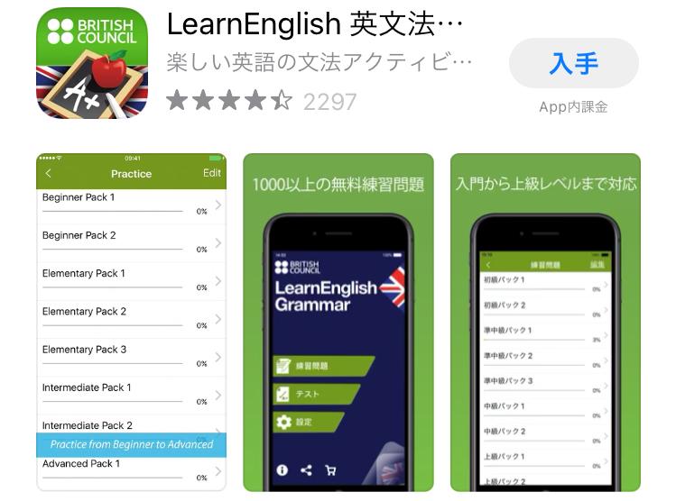 Learn English英文法